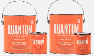 Quantum UV Clear Urethane Varnish