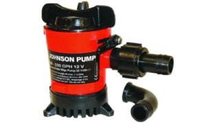 Johnson Pump Cartridge Bilge Pump 12V