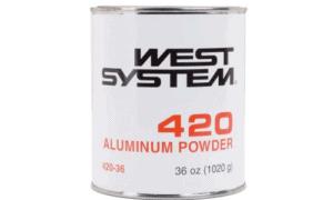 West System® 420 Aluminum Powder 36 ounces