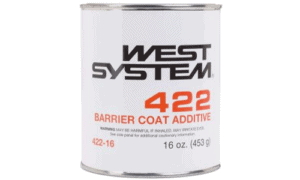 West System® 422 Barrier Coat Additive 16 ounces
