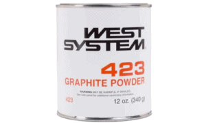 West System® 423 Graphite Powder 12 ounces