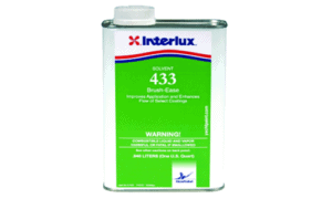 Interlux Brush Ease – Thinner, Solvent & Cleaner Quart