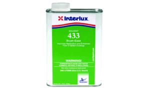 Interlux Brush Ease – Thinner, Solvent & Cleaner Quart