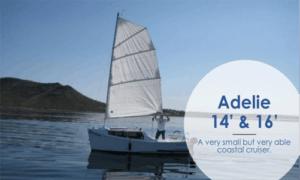 Adelie 14 Boat Plans (AD14)