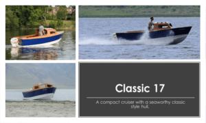 Classic 17 Boat Plans (C17)
