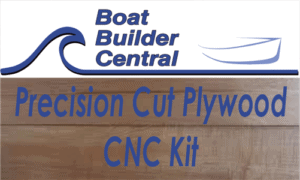 Jon Boat / Garvey 12 GF12-CNC Kit
