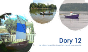 Dory 12 Boat Plans (D12)