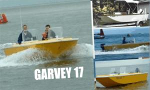 Garvey 17 Boat Plans (GV17)