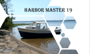 Harbor Master 19 Boat Plans (HM19)