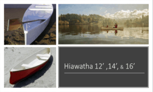 Hiawatha 16 Boat Plans (HC16)