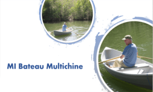 MI Bateau Multichine Boat Plans (MI12)