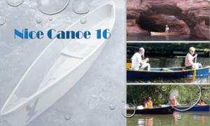 Nice Canoe 16 Boat Plans (NC16)