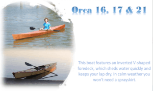 Orca 16 Boat Plans (SK16)