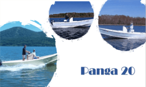 Panga 20 Boat Plans (PG20)