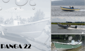 Panga 22 Boat Plans (PG22)