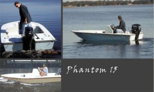 Phantom 15 Boat Plans Foam Version (PH15)