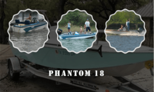 Phantom 18 Boat Plans (PH18)