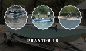 Phantom 18 Boat Plans (PH18)