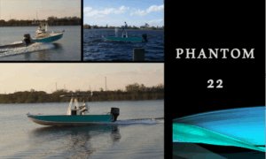 Phantom 22 Boat Plans (PH22)