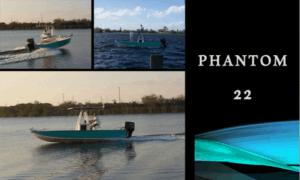 Phantom 22 Boat Plans (PH22)