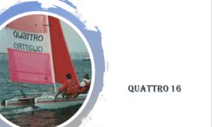 Quattro 16 Boat Plans (QTR16)