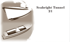Seabright Tunnel 21 Boat Plans (ST21)