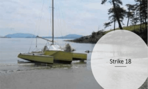Strike 18 Boat Plans (STK18) – (Hull only)