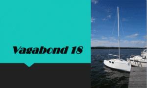 Vagabond 18 Boat Plans (VG18)