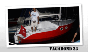 Vagabond 23 Boat Plans (VG23)