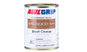 Awlwood MA Brush Cleaner, Quart