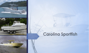 Carolina Sportfish 25 Boat Plans (CS25)