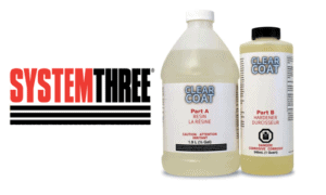SystemThree Clear Coat Kit, 3 Quart