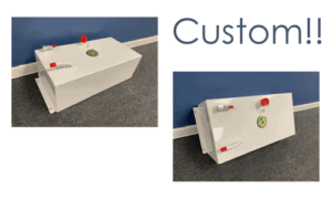 Custom Fuel Tank Special Order Only