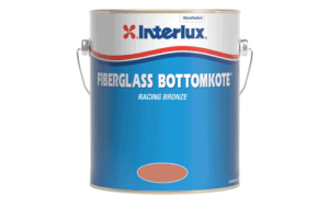 Interlux Fiberglass Bottomkote Racing Bronze Gallon