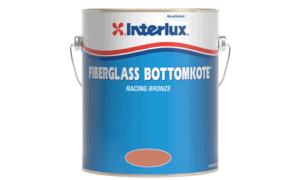 Interlux Fiberglass Bottomkote Racing Bronze Gallon