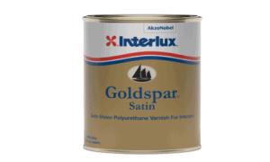 Interlux Goldspar Satin Varnish