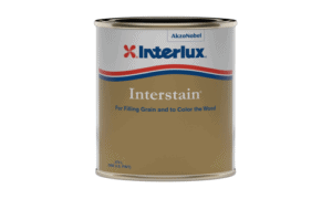 Interlux Interstain Wood Filler Stain Pint