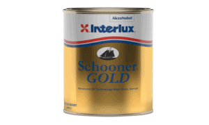 Interlux Gold Schooner Varnish