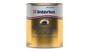 Interlux Gold Schooner Varnish