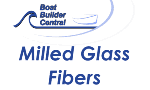 Milled Glass Fibers 1 pound (1 quart)