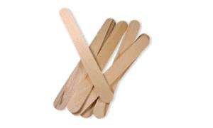 Wood Mixing Sticks 12 pack