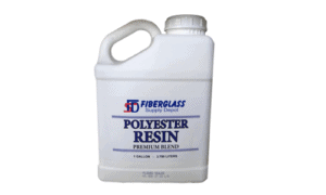 Polyester Resin, 1 Gallon