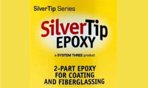 SilverTip Epoxy-Fiberglass Kit Cat Ketch 17 (CK17)